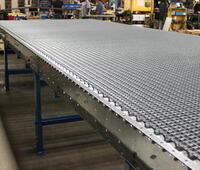 IKI Provides Wire Mesh Belt Conveyor