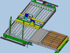 Pallet Handling Systems in Distribution Center