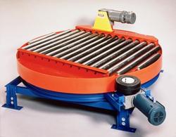 Conveyor Turntable Manufacturer Pallet Conveyor