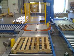 Manual Palletizing Pallet Handling Systems Industrial